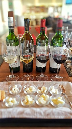 Nederburg Wines: Wine and Goat's Cheese pairing