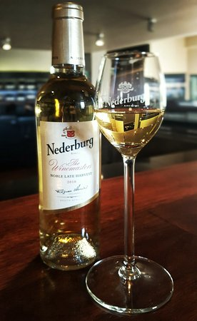 Nederburg Wines: Noble Late Harvest