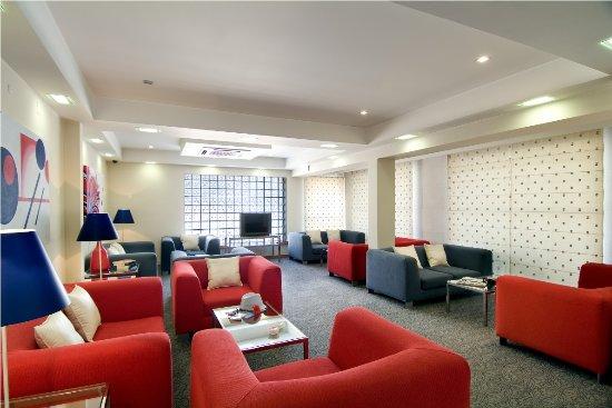 Hotel Cruz Alta: Lounge