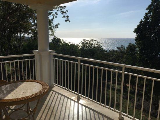 Paradisus Rio de Oro Resort & Spa: Sunset from balcony
