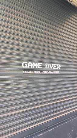 Game Out Pamplona Escape Room Pamplona