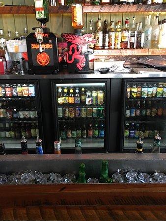 Dinghy Dock Bar OP: Something other than Heineken thank goodness