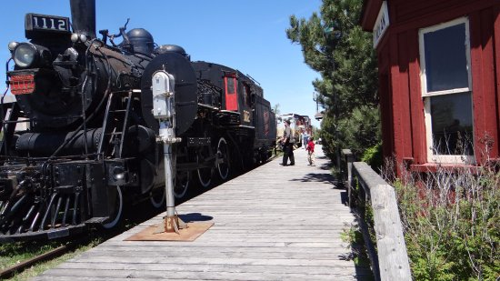Smiths Falls, Canadá: the steam engine