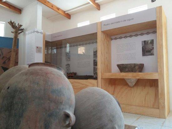 piezas coloniales y contemporáneas. Museo de Codpa