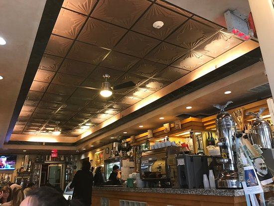 Caffe Vittoria: Buen expresso