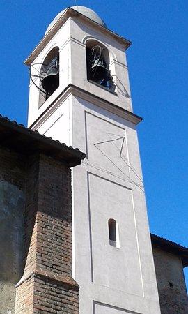 Pavia, İtalya: Campanile
