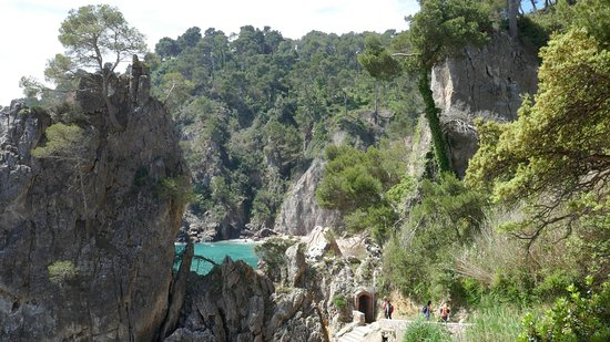 Hotel Sant Roc : Coastal Path