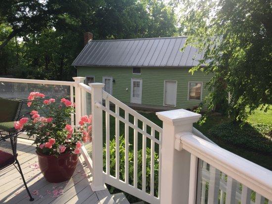 Louisa, VA: Boxley Place Inn
