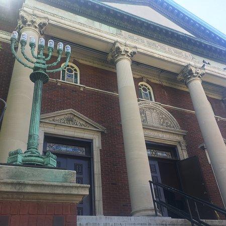 Exterior Free Synagogue of Flushing