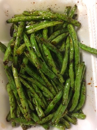 North Olmsted, OH: Fried String Beans