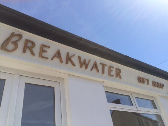 Dunmore East, Ireland: Breakwater Gift Shop
