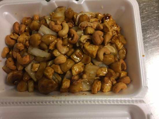 North Olmsted, OH: Cashew Chicken