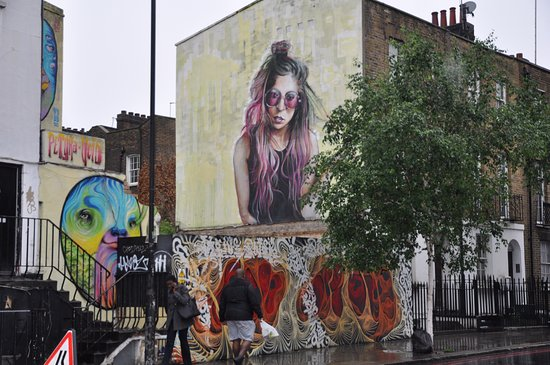 Undiscovered London: Amy Winehouse a Camden girl