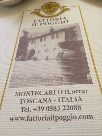 Montecarlo, Itália: photo7.jpg