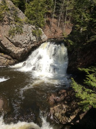 Truro, Canada: Waterfalls