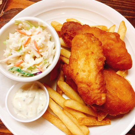 West Jefferson, NC: Fish & Chips available every day