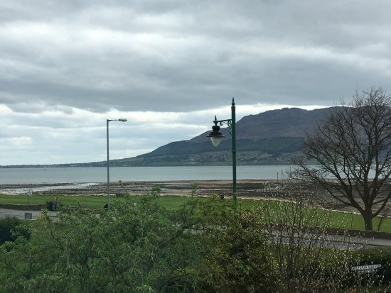 Rostrevor, UK: This was the view from our B/B window.