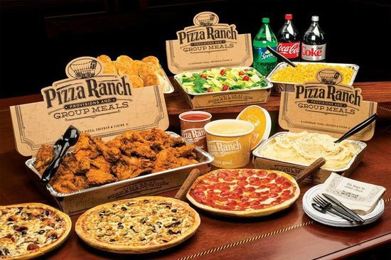 Cedar Rapids, IA: Large catering orders are perfect for big parties, graduations, or corporate outings.
