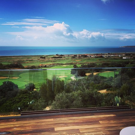 Onyria Palmares Golf: View from the balcony