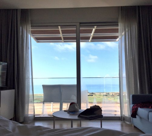 Onyria Palmares Golf: View from the bed