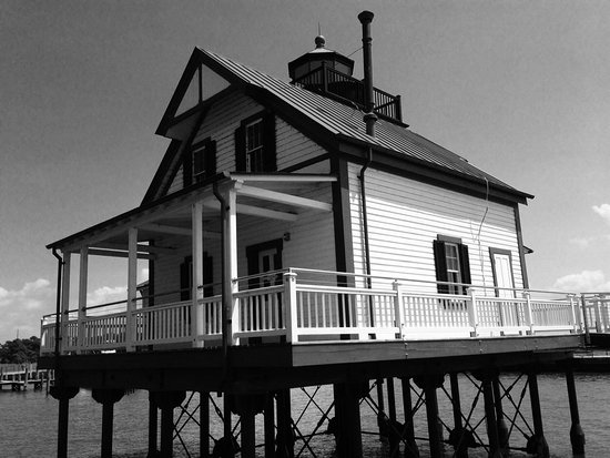 Roanoke River Lighthouse,Edenton ,NC