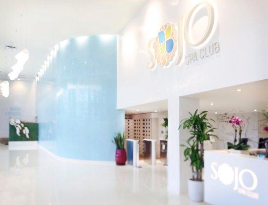 SoJo Spa Club: Lobby
