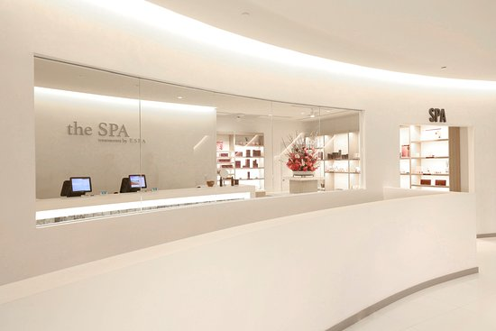 Edgewater, Nueva Jersey: The SPA at SoJo Spa Club (Located on the 5th Floor)