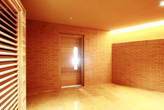 Edgewater, NJ: 5th Floor Red Clay Sauna (Open All Year Round)