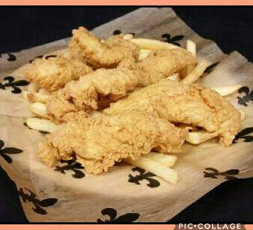 Zachary, LA: Fried Chicken Fingers