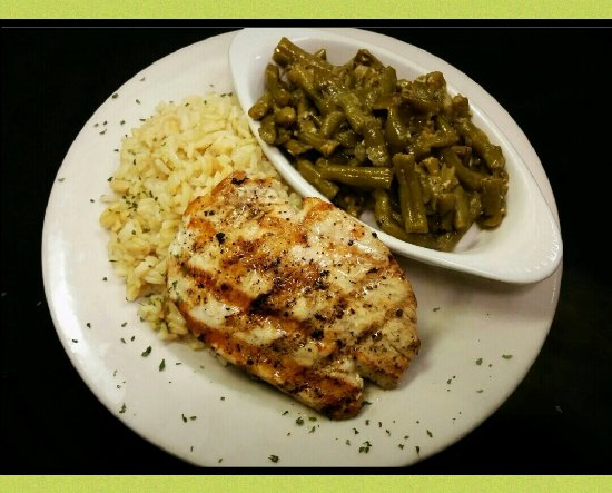 Zachary, LA: Grilled Chicken Breast