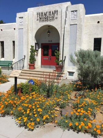 Tehachapi, كاليفورنيا: Tehachapi Heritage League