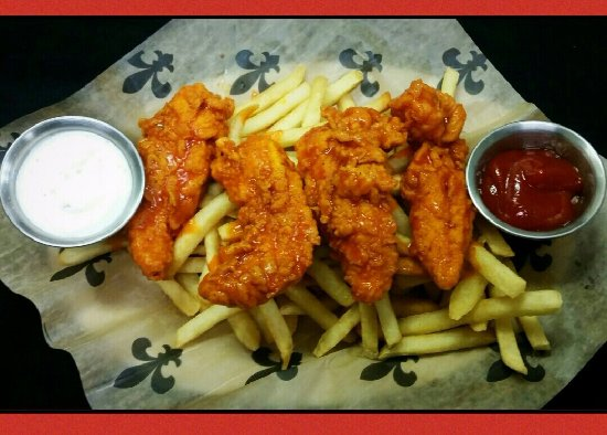 Zachary, LA: Buffalo Chicken Fingers