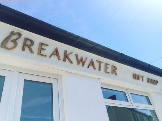 Dunmore East, Irlanda: Breakwater Gift Shop