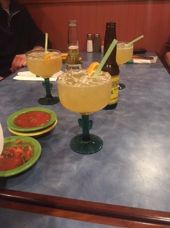 Watertown, MA: Birthday drinks on Taco Tuesday. YUM