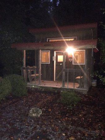 "Hampton, TN: ""Detroit"" cabin"