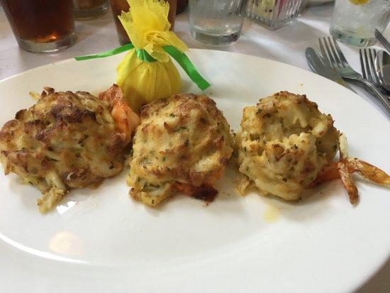 Middle River, MD: Stuffed shrimp