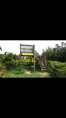 Bouillante, Guadeloupe: Arrivèe_Alt_768m_large.jpg