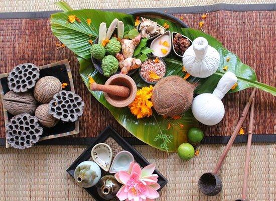 Thai herbs for health. Photo by SalakananThaiOffenburg
