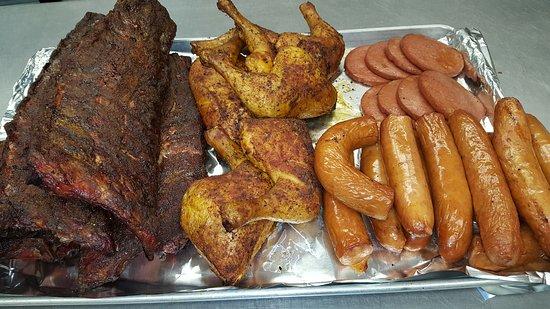 Greeneville, Τενεσί: Smokin Pig BBQ