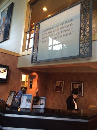 行政老式公園酒店張圖片