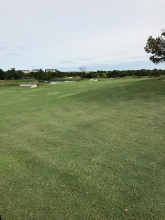 Frisco, تكساس: Great course. I had the chance to stay at the resort as well. The staff is too notch and the cou