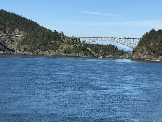 Oak Harbor, WA: Bridge Pic