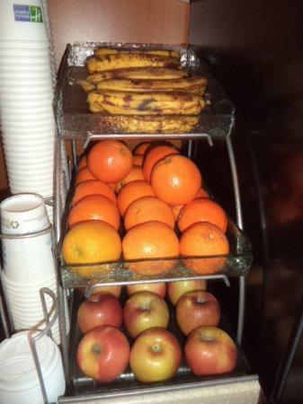Fallon, NV: Nothing tempting at breakfast
