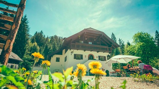 Grossgmain, Αυστρία: Aussenansicht