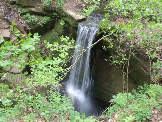 Loudonville, OH: Little Lyons Falls, Mohican State Park