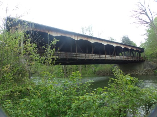 Loudonville, OH: Covered Bridge, Mohican State Park