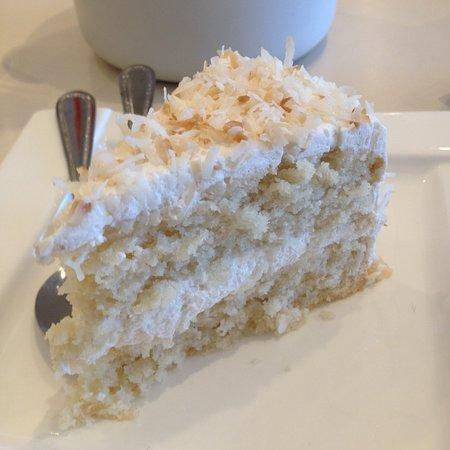 Duluth, GA: Fluffy Coconut Cake