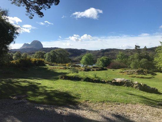 Glencanisp Lodge