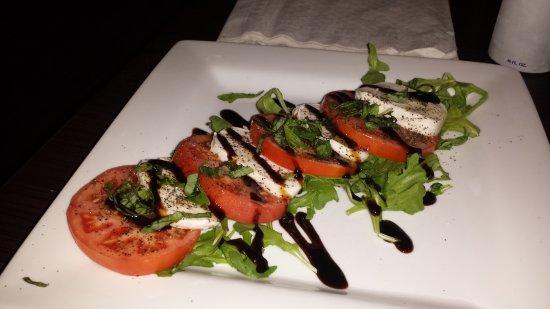 Duluth, GA: Caprese salad
