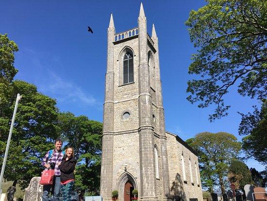 Drumcliff, Ireland: Yeats's Grave